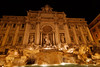 Fontana di Trevi at night, June 5, 2011.<br /> <br /> Rome_MC_06052011_014