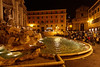 Fontana di Trevi at night, June 5, 2011.<br /> <br /> Rome_MC_06052011_015