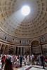The Pantheon, June 3, 2011.<br /> <br /> Rome_MC_06032011_011