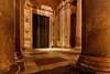 Pantheon at night, June 5, 2011.<br /> <br /> Rome_MC_06052011_017