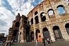 The Colosseum, June 2, 2011.<br /> <br /> Rome_MC_06022011_002