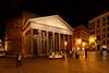 Pantheon at night, June 5, 2011.<br /> <br /> Rome_MC_06052011_016