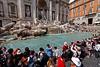 Fontana di Trevi, June 3, 2011.<br /> <br /> Rome_MC_06032011_015