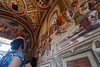 Raphael Rooms, Vatican museum, June 6, 2011.<br /> <br /> Rome_MC_06062011_003