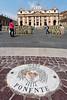 Piazza san Pietro, June 5, 2011.<br /> <br /> Rome_MC_06052011_005