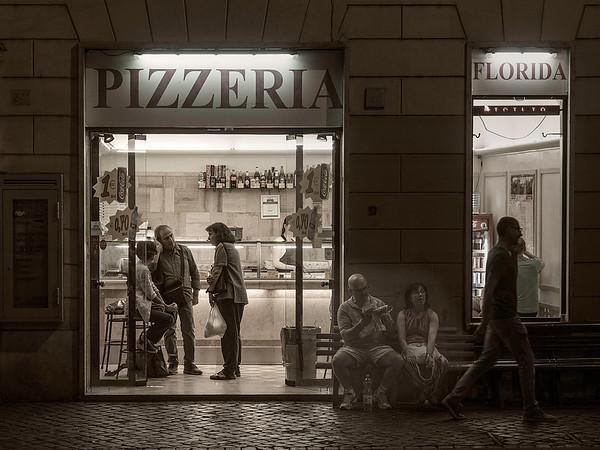 Late Night Pizza