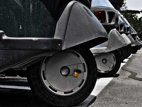 Wheel to Wheel