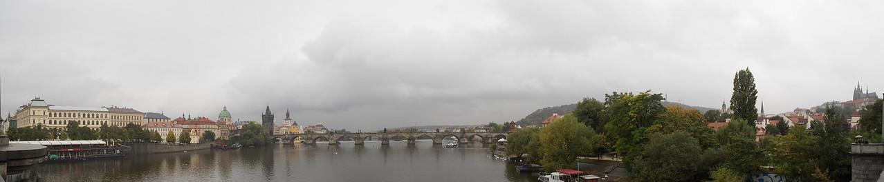 Panorama - Prague (Praha), Czech Republic IV