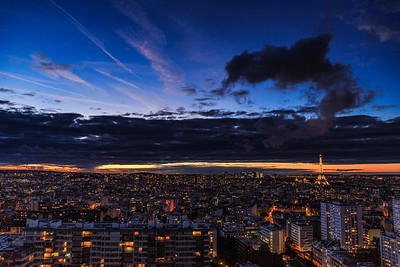 Night in the City of Light