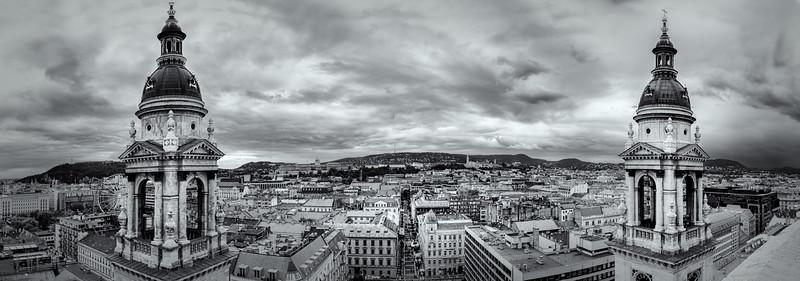 Budapest, Hungary panorama