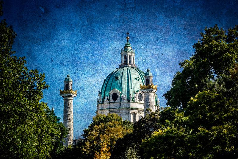 Karlskirch, Vienna, Austria