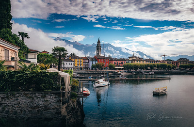 A Swiss Seaside Town