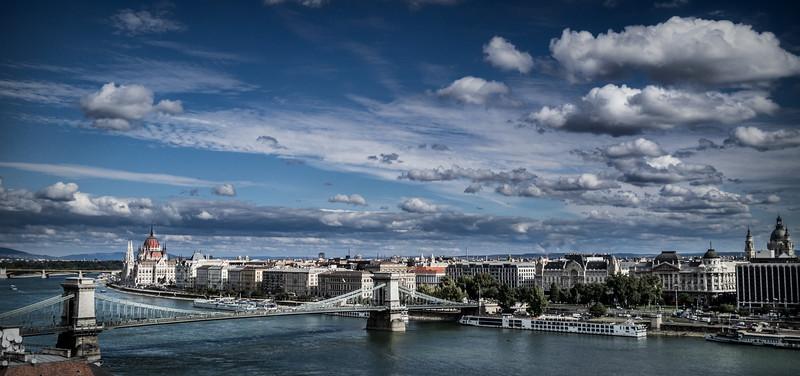 Panorama - Budapest, Hungary