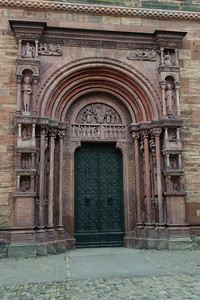 Doorway to the Cathedral
