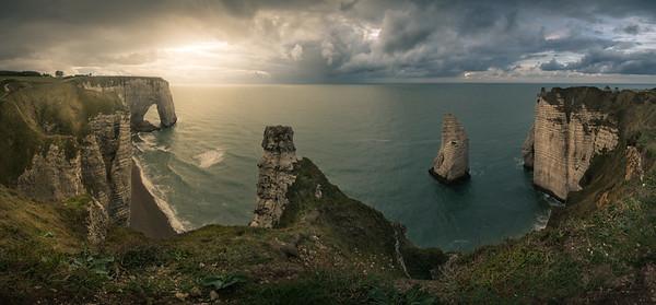 Etretat & Son Panorama