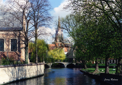 Church of Our Lady, Bruges, Belgium