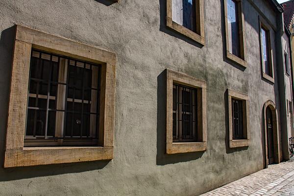 The Bamburg city jail.