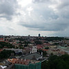 Skyline of Vilnius