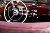 1938 BMW 327 Sport Cabriolet interior