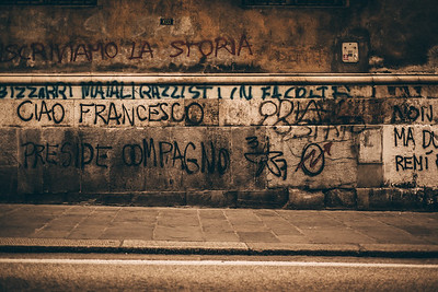 Streets of Italy - Pt. 1