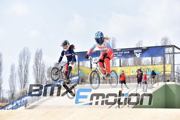 European Cup 1 Verona - motos blok 2 & 3 Saturday