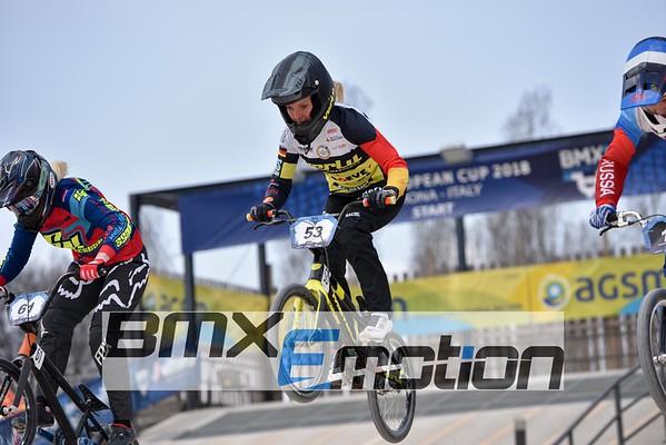 European Cup 2 Verona - motos Championship Sunday