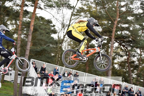 UEC European Cup 3 Zolder 14 april 2018