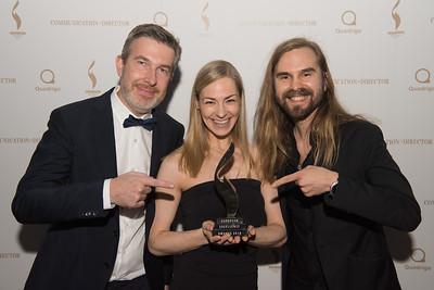 European Excellence Awards 2018 / Dublin