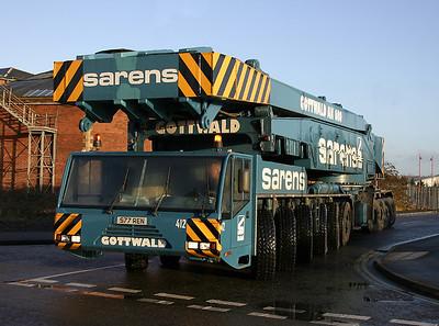 The big lift - Mobile cranes