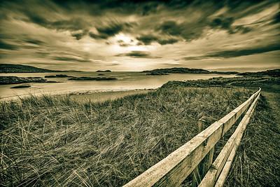 Derrynane Beach.