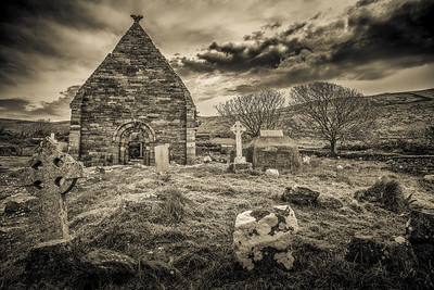 Kilmalkedar Church.