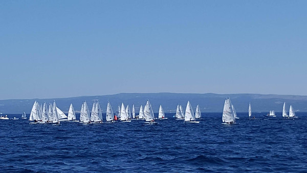 European Laser under 21 Championships  2016 - Split Croatia