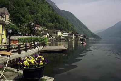 Lake Hallstatt, Hallstatt, Austria
