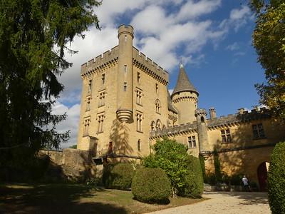 Chateau de Puymartin, Dordogne
