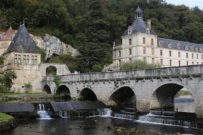 Brantome, the Venice of the Dordogne