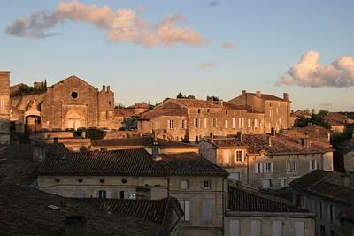 St. Emilion, near Bordeaux