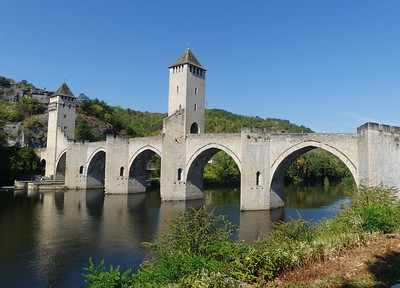 Pont Valentre, Cahors