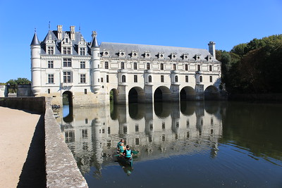 Chenonceau, in the Loire Valley
