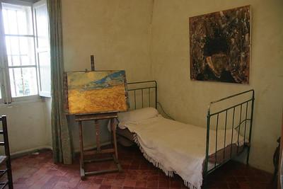 Van Gogh's room at St. Paul de Mausole