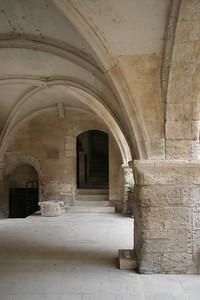 Les Baux, in Provence