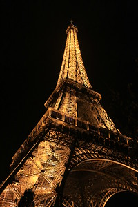 The Eiffel Tower, Paris