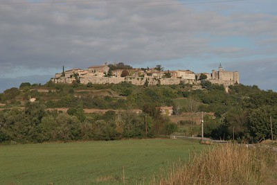 Lussan, Provence