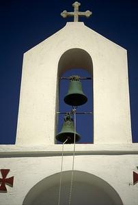 Churchbells, Greek islands