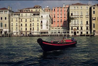Hotel Regina Europa on Grand Canal, Venice