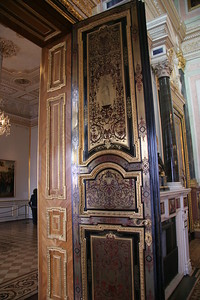 Doors, Winter Palace, St. Petersburg