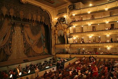 Marinsky Theater, St. Petersburg, Russia