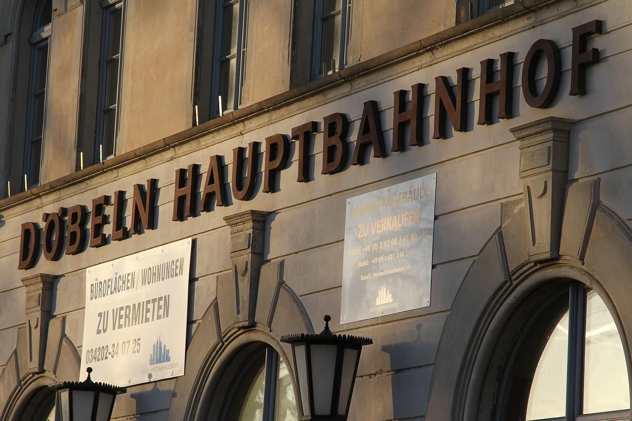 Döbeln Hbf........any takers? (20.12.2015).