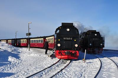 Germany - Up The Brocken - January 2014