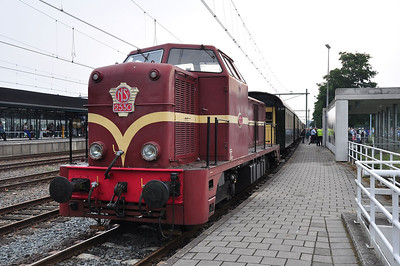 2530 after arrival at Apeldoorn with 0845 Beekbergen - Apeldoorn service (07.09.2013)