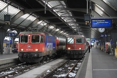 Switzerland - January 2015